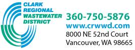 Clark Regional Wastewater District Forms Logo