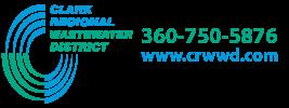 Clark Regional Wastewater District Forms Logo